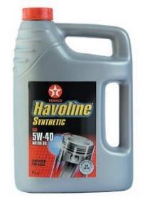 HAVOLINE Synthetic SAE 5W-40