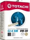 TOTACHI Premium Economy Diesel 0W-30