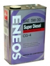 ENEOS Super Diesel Semi-synthetic SAE 5W-30